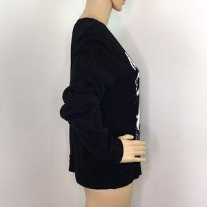 Vintage Sweaters - Bob Marley Black Sweatshirt